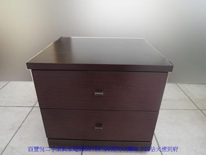 新品限量單人加大3.5尺梧桐色床頭櫃皮靠三尺半床頭箱 1