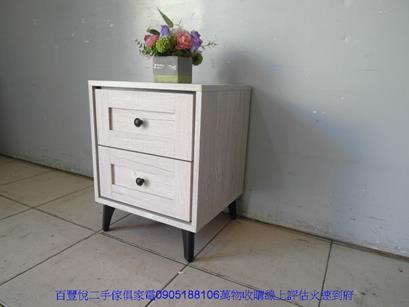 新品雪松色80公分推鏡式2抽化妝台梳妝台化妝桌梳妝桌 4