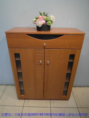 二手柚木色單人加大3.5尺床組 組合式三尺半床架床台 5