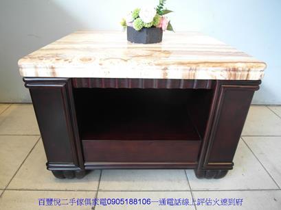 二手85公分胡桃色電腦桌書桌房間桌學生桌工作桌房間桌 3