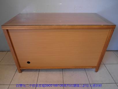新品白梧桐色81公分下抽木心板書櫃書櫥高低櫃置物收納櫥櫃 3
