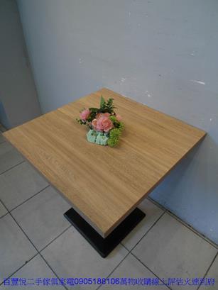二手4尺鏡面白色2抽書桌電腦桌寫字桌工作桌房間收納桌 5