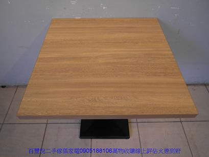 二手4尺鏡面白色2抽書桌電腦桌寫字桌工作桌房間收納桌 4