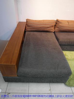 二手胡桃色雙人加大歐式床組 6*6.2組合式床架雙人床台 5