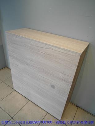 新品北歐風雙色3.5尺鞋櫃玄關櫃收納櫃鞋櫥邊櫃拖鞋櫃 5