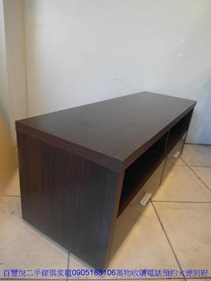 新品限量88公分仿古雞翅木下2門開放式書櫃書櫥展示藝品櫃 4