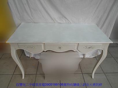 二手103公分SOSI首席兒童成長桌書桌寫字桌孩童桌 1