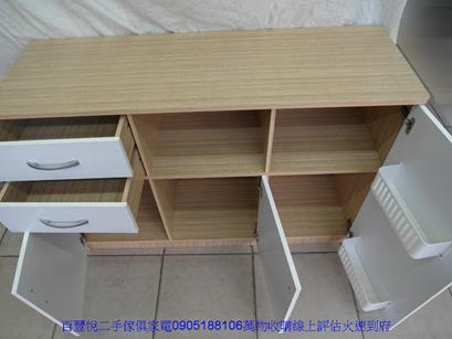 二手sosi首席藍色兒童成長書桌 孩童桌工作桌寫字桌 3
