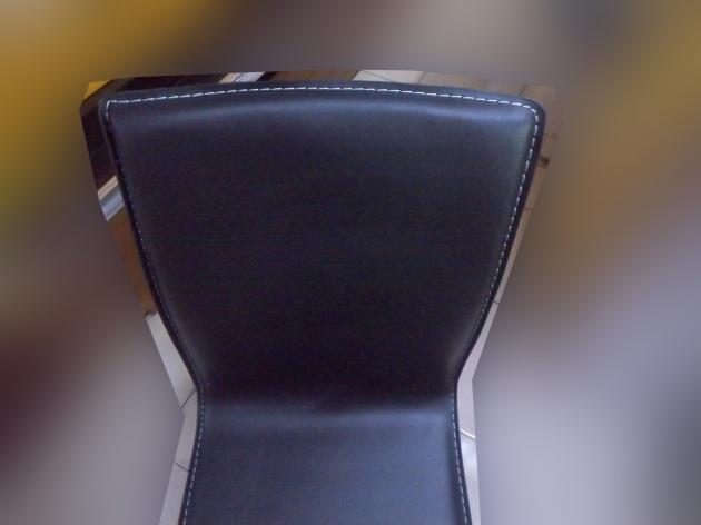 全新出清馬鞍皮全包覆餐桌椅 會議椅洽談椅書桌椅等候椅吃飯椅 3