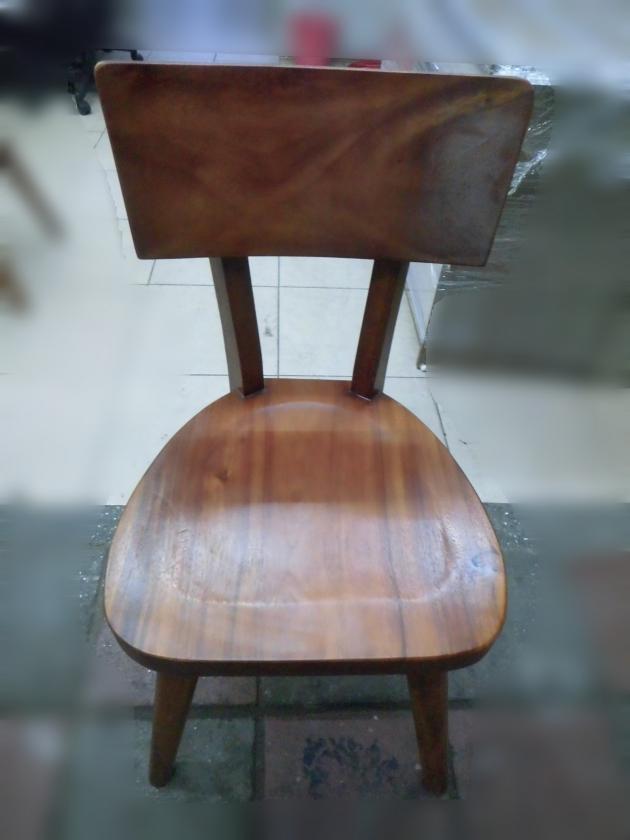 全新限量出清實木心型餐桌椅 戶外椅 咖啡椅 營用桌椅 等候椅 1
