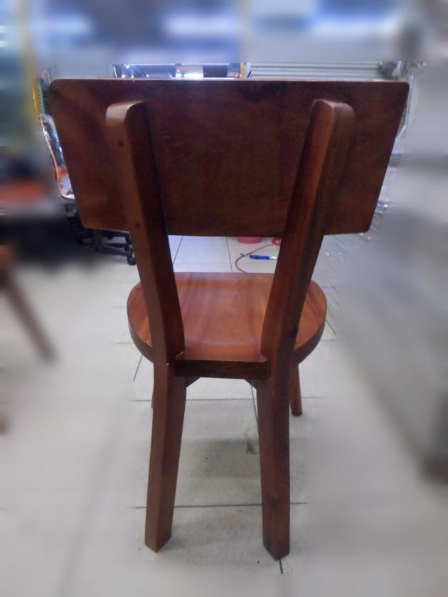 全新限量出清實木心型餐桌椅 戶外椅 咖啡椅 營用桌椅 等候椅 3