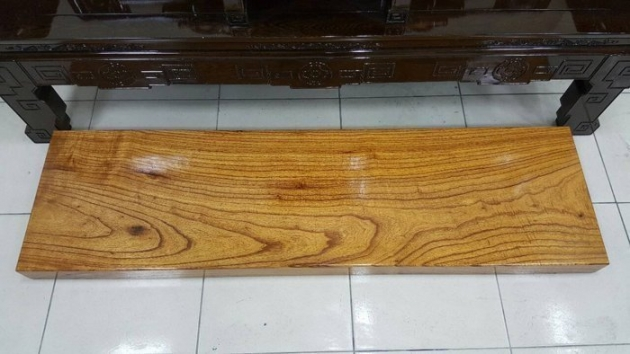 正日據時代雞翅木 羅漢床 羅漢椅 7000年以上虎斑紋 鴉片床 原木家具 3