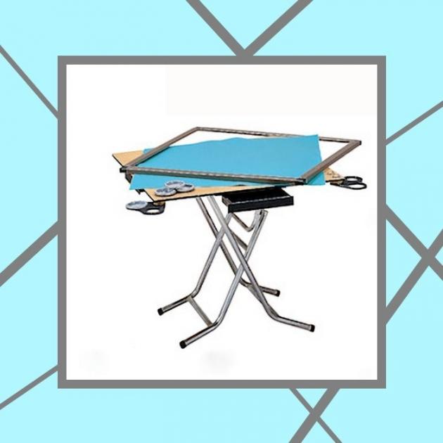 全新出清塑膠邊框84公分折腳麻將桌 折疊置物桌餐桌 休閒桌 1