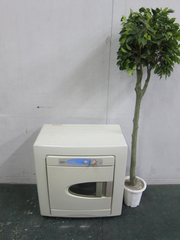 二手東元銀色5公斤烘衣機 103年 QD5568NA 中古烘乾機 乾衣機 中古家電 1