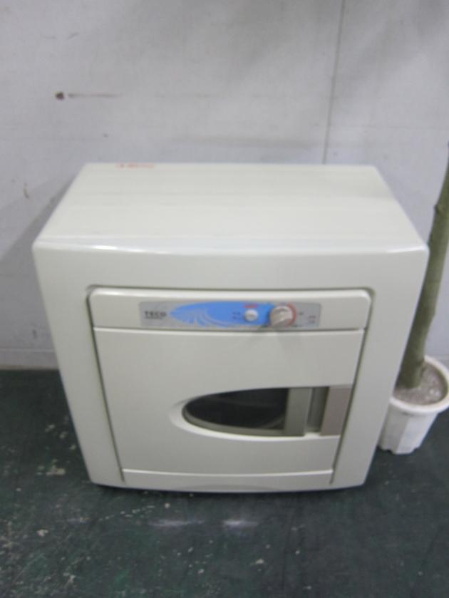 二手東元銀色5公斤烘衣機 103年 QD5568NA 中古烘乾機 乾衣機 中古家電 2