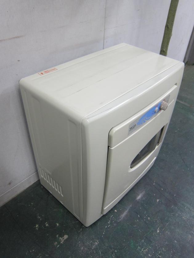 二手東元銀色5公斤烘衣機 103年 QD5568NA 中古烘乾機 乾衣機 中古家電 3