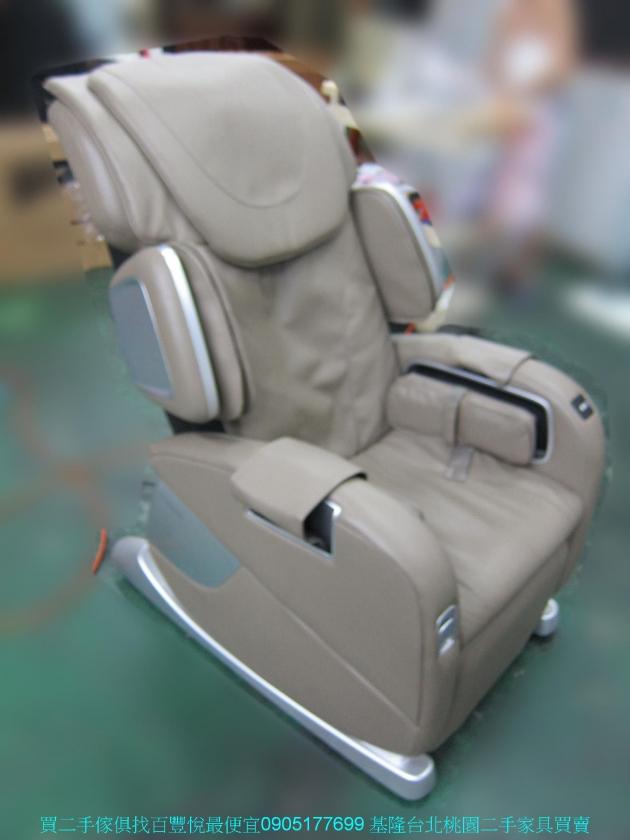 二手OSIM uDesire 悠活全能收納式按摩椅 OS-7808 可全躺 中古按摩椅 二手按摩椅 2
