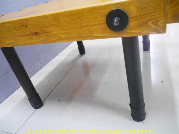 二手茶几二手客廳茶几工業風93公分造型茶几 實木桌 矮桌 邊桌 沙發桌 4